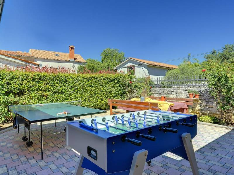 Holiday house with pool in Barban, Pula, Istria
