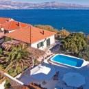 Casa vacanze Zoran con piscina Postira, isola di Brac, Dalmazia, Croazia