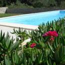 Villa with pool on the island Rab, Kampor, Croatia
