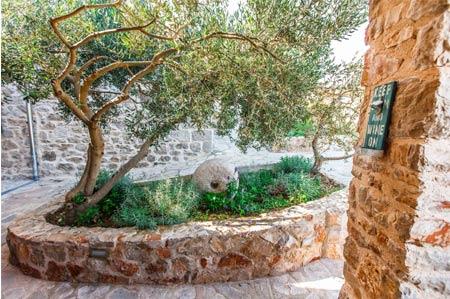 Stone house z bazenom, Jelsa, otok Hvar, Dalmacija, Hrvaška
