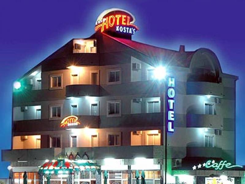Hotel Kostas, Podgorica, Montenegro