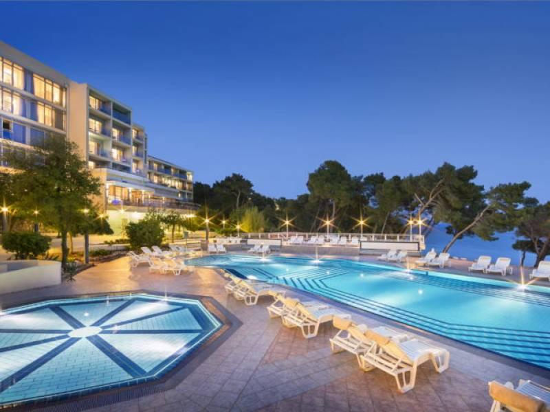 Hotel Aminess Grand Azur, Orebic, Dalmatia, Croatia