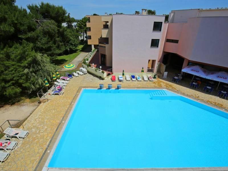 Hotel donat borik zadar dalmatie du nord croatie price