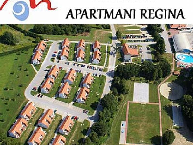 Apartmansko naselje Regina
