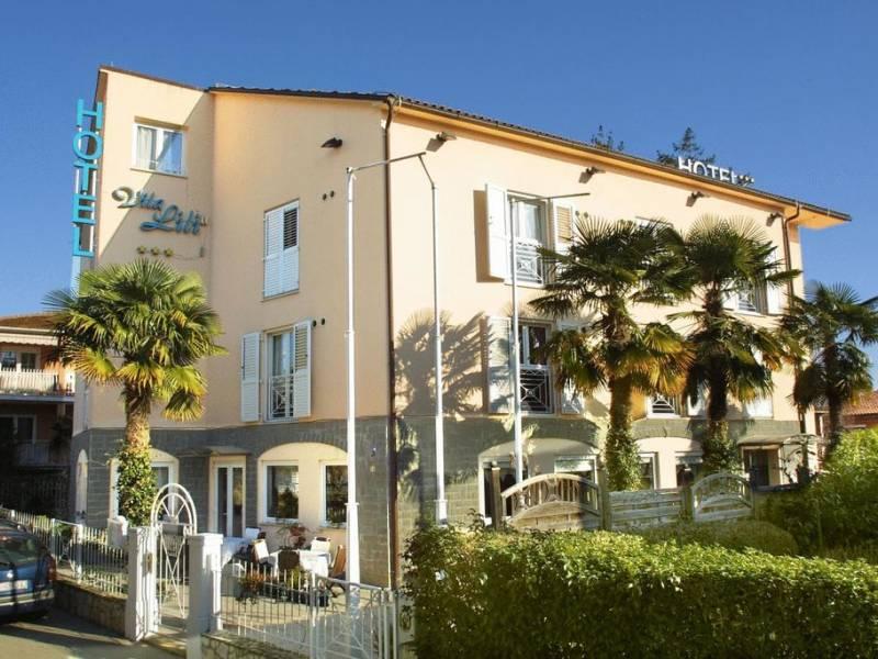 Hotel Vila Lili, Rooms, Rovinj, Istria, Croatia