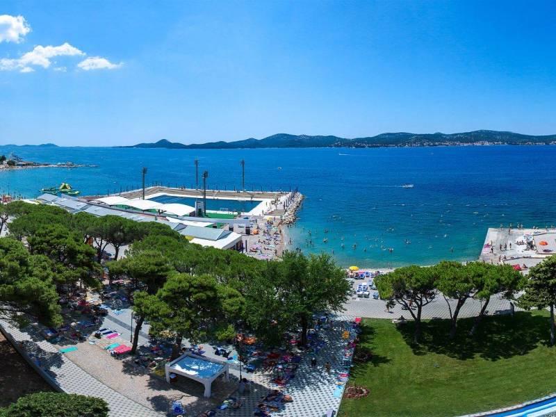 Hotel Adriatic, Biograd na Moru, Chorvatsko