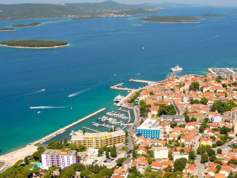 Hotel Ilirija, Biograd na Moru, Chorvatsko