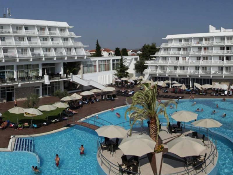 Hotel Olympia, Vodice, Dalmácie, Chorvatsko