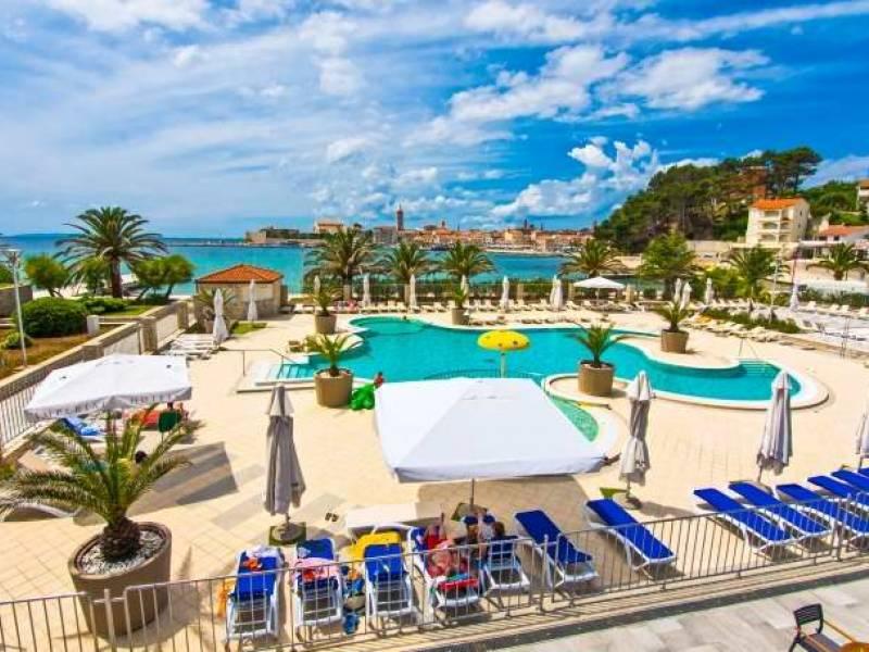 Hotel Padova, Rab, Kroatien