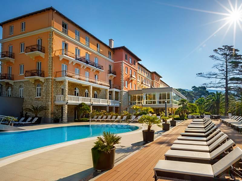 Grand Hotel Imperial, Rab, Croazia