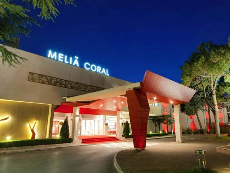 Hotel Melia Coral, adults only