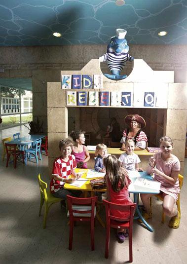 Amadria Park Kids Hotel Andrija ex Solaris, Sibenik, Dalmatia, Croatia Animation