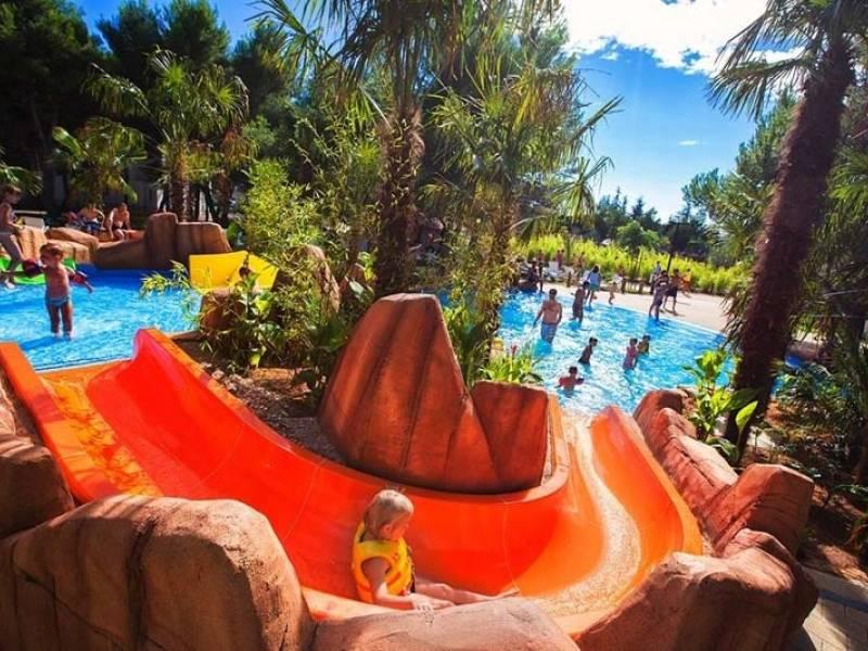 Amadria Park Kids Hotel Andrija ex Solaris, Sibenik, Dalmatien, Kroatien Aquapark