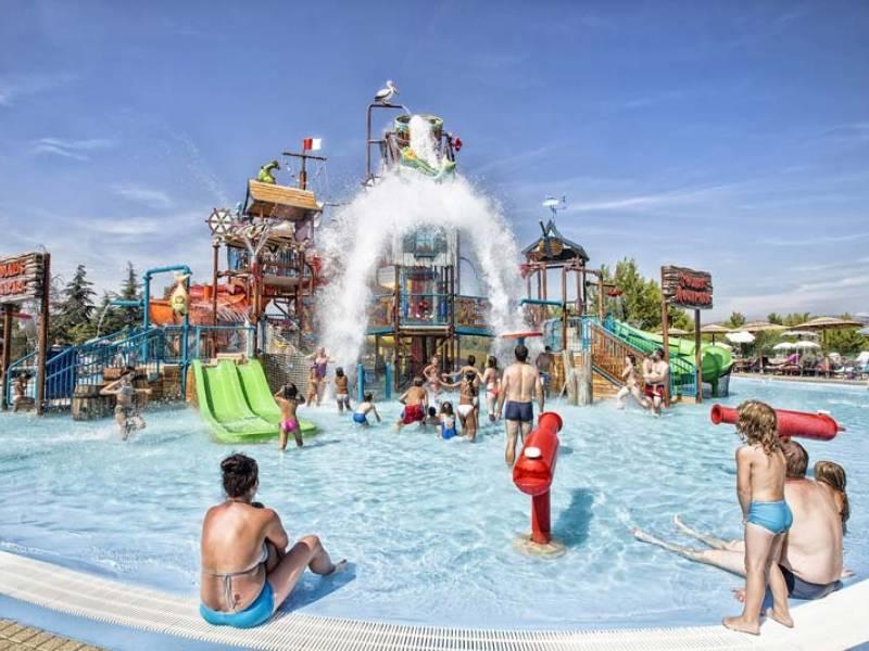 Amadria Park Kids Hotel Andrija ex Solaris, Šibenik, Dalmacija, Hrvatska Aquapark