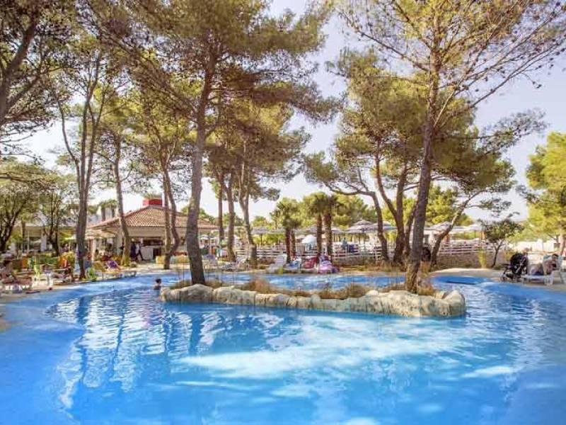 Amadria Park Kids Hotel Andrija ex Solaris, Sibenik, Dalmatien, Kroatien Pool