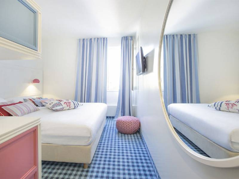 Amadria Park Kids Hotel Andrija ex Solaris, Šibenik, Dalmacija, Hrvaška Double room