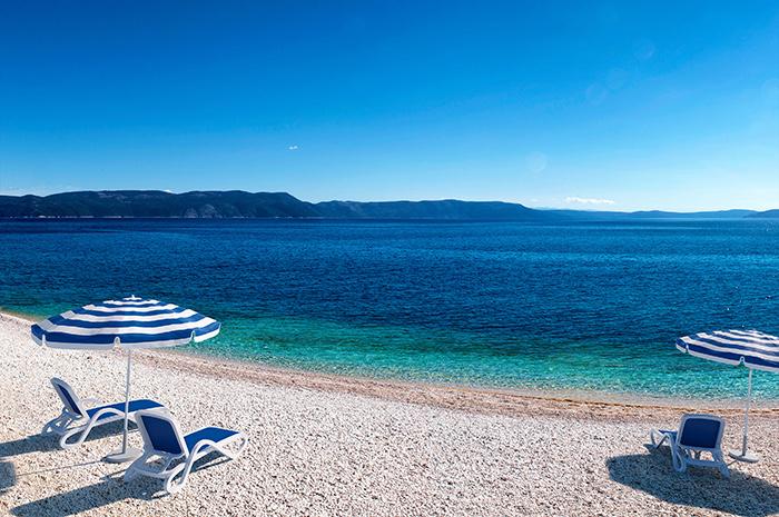 Valamar TUI Family Life Bellevue Resort, Hotel, Rabac, Isztria, Horvátország