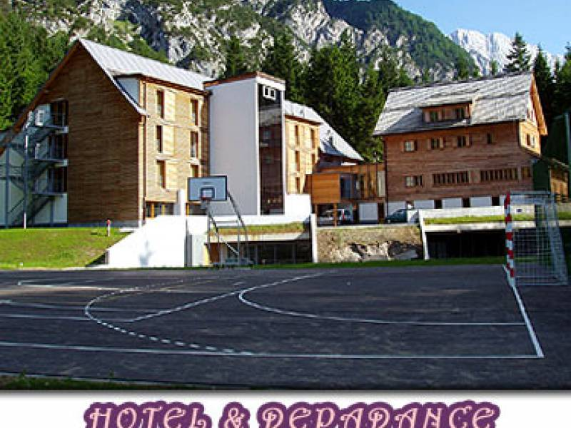 Hotel & Depadance Planica