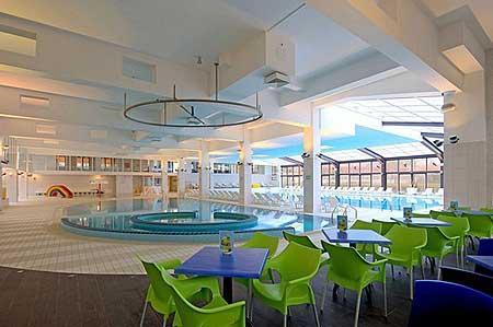 Hotel Terme Jezerčica