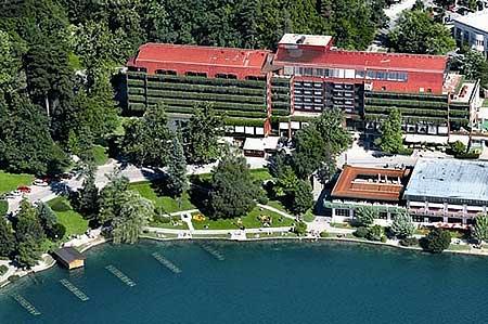 Hotel Park Bled