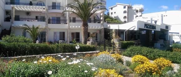 Adriatic Apartments Ulcinj Velika plaza Montenegro