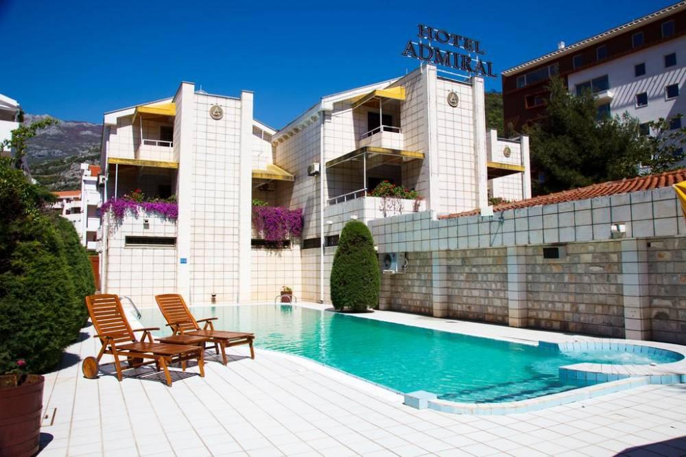 Oтель Admiral Hotel Admiral Budva | Montenegro | CipaTrave
