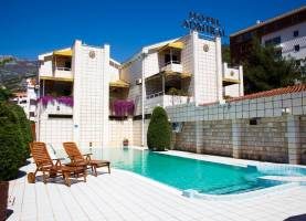 Hotel Admiral Budva | Montenegro | CipaTrave