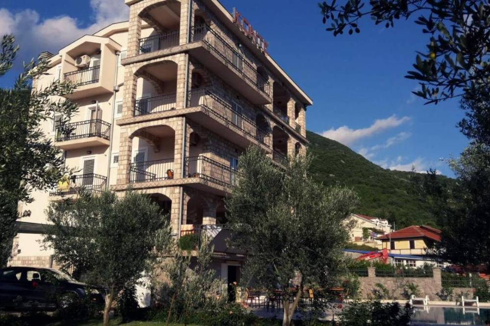 Apartments KONTE Villa Konte Jaz | Cipa Travel