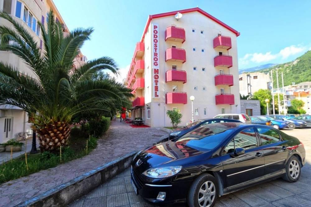Отель Podostrog Hotel Podostrog | Budva | CipaTravel