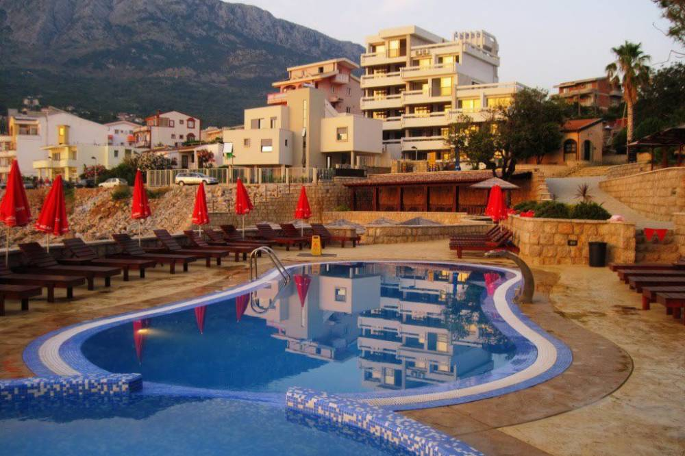 Hotel resort ruza vjetrova dobra voda bar montenegro for 260 parkview terrace oakland ca