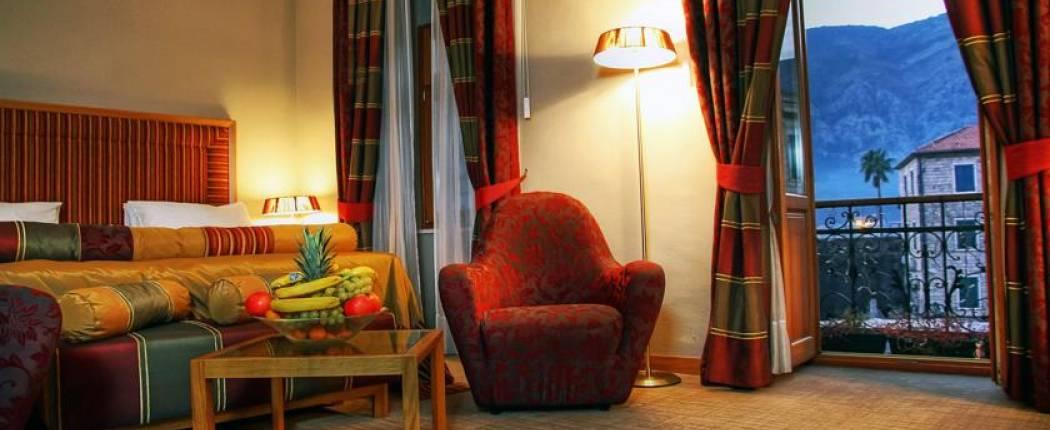 Hotel Vardar Kotor Junior suite 8