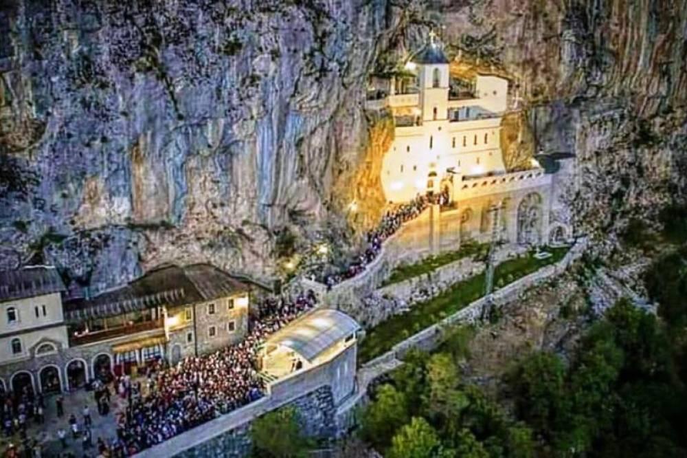 Manastir Ostrog | Montenegro | CipaTravel