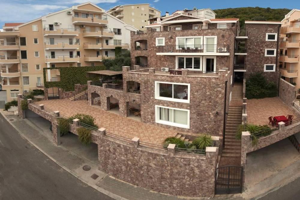 Contessa Apartments Apartmani Contessa Budva - Montenegro