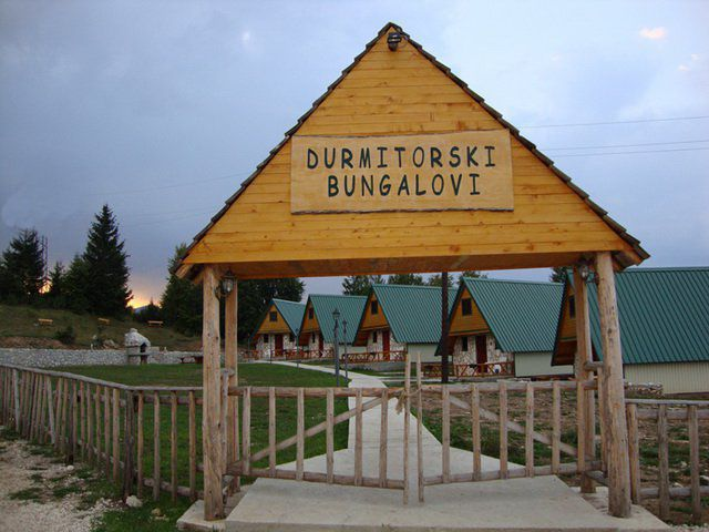 Zabljak Bungalows Zabljak Bungalows Zabljak | Cipa Travel